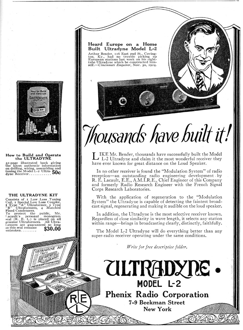 Phenix ad PR April 1925