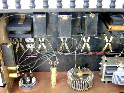 Western Electric IF compartment