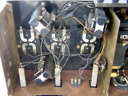 Western Electric audio compartment