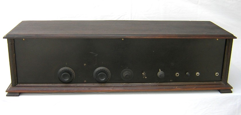 Western Electric front view